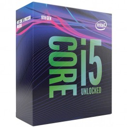 Procesor Intel Core I5-9600K, Coffee Lake, LGA 1151 v2, 4.6 Ghz