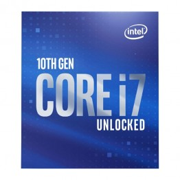 Proceosor Intel Core I7-10700K, Comet Lake, 3.8 Ghz