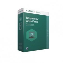 Antivirus Kaspersky 2017 , 5 Utilizatori , 15 luni , Retail
