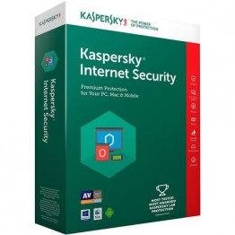 Internet security Kaspersky 2018 , 3 utilizator , 1 an