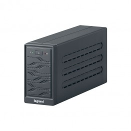 UPS LeGrand Niky 800 VA , 400W , Line Interactive , Negru
