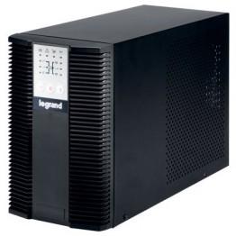 UPS LeGrand Keor LP Online , 1000 VA , 900 W , RS232 , Negru