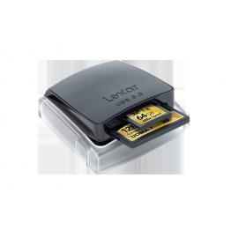 Cititor de carduri Lexar Dual Slot Profesional USB 3.0