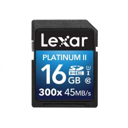 Card memorie Lexar 300X SD 16 GB Clasa 10