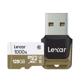 Card de memorie Lexar Profesional 1000X micro SD 128 GB Clasa 10