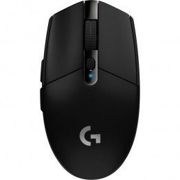 Mouse gaming Logitech G305 Lightspeed, Wireless, 12000 DPI, Negru