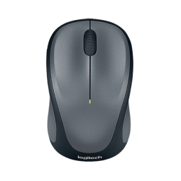 Mouse Logitech M235 , Wireless , 1000 DPI , Optic , Gri