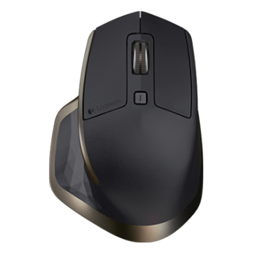 Mouse Logitech MX Master , Wireless , 1600 DPI , Negru