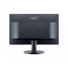 Monitor LED AOC M2060SWDA2 , 19.5 inch , Full HD , Panel VA , Negru