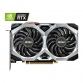 Placa video MSI nVidia GeForce RTX 2060 Ventus XS OC, 6 GB GDDR6, 192 Bit