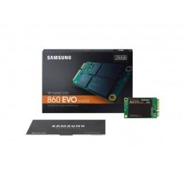 SSD Samsung 860 Evo , 250 GB , mSATA , SATA 3 , Magician Software
