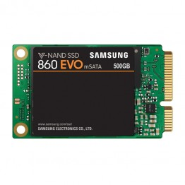 SSD Samsung 860 Evo , 500 GB , mSATA , SATA 3
