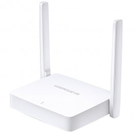 Router wireless Mercusys MW301R , 300 Mbps , Alb