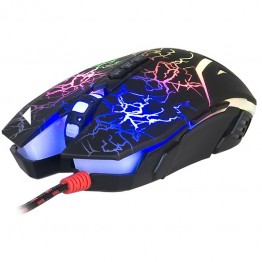 Mouse A4Tech Bloody Neon N50 Gaming , Optic , 4000 DPI , Negru