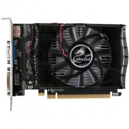 Placa video Colorful nVidia GeForce GT730 2 GB GDDR3 64 Bit
