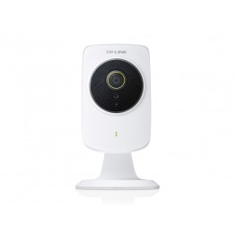 Camera de supraveghere IP TP-Link NC250 , WiFi integrata 300 Mbps , Day/Night , Senzor CMOS , HD 720p , Alb