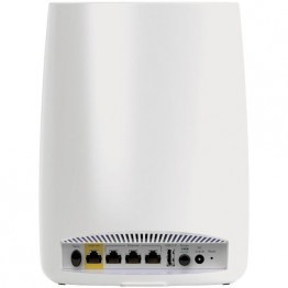 Kit router satelit NetGear Orbi , Tri band , AC3000 , Alb