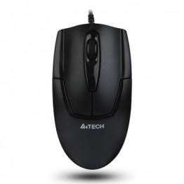 Mouse A4Tech OP-540 , V-Track , 1000 DPI , Negru
