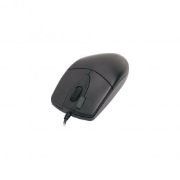 Mouse optic A4Tech OP-620D , USB , Optic , 800 DPI , Negru