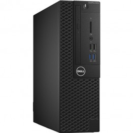Desktop PC Dell Optiplex 3050 SFF , Intel Core I5-7500 Kaby Lake , 4 GB DDR4 , 500 GB HDD , Intel HD 630 , Windows 10 Pro