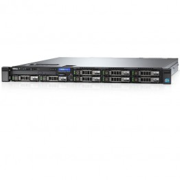 Server Dell PowerEdge R430 , Intel Xeon E5-2620 , 16 GB DDR4 , 120 GB SSD , Fara sistem de operare