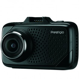 Camera video masina DVR Prestigio RoadScanner 700GPS , Detector radar , Display 2.7 Inch , Negru
