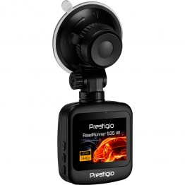 Camera video actiune Prestigio Roadrunner 535W , 4 MP , WQHD , Negru