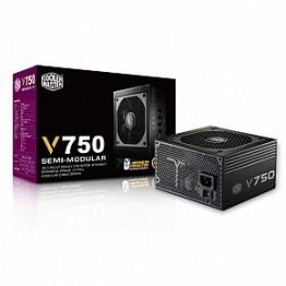 Sursa PC Cooler Master V750 , 750 W , ATX 2.31 , 80+ Gold , Full Modulara