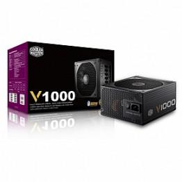 Sursa PC Cooler Master V1000 , 1000W , ATX 2.31 , EPS 2.92 , 80+ Gold , Full Modulara