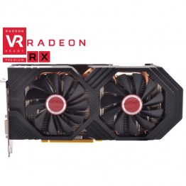 Placa video XFX AMD Radeon RX 580 GTS XXX Edition OC , 8 GB GDDR5 , 256 Bit