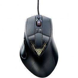 Mouse gaming Cooler Master Sentinel III , Optic Avago , 6400 DPI , Negru