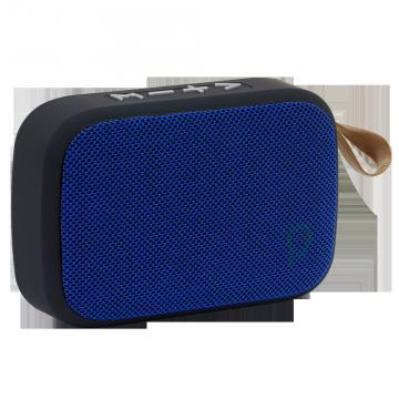 Boxa portabila Spacer Pocket, Bluetooth 4.2, Putere 3W, Blue
