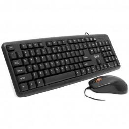 Kit mouse tastatura Spacer SPDS-S6201 , USB , Negru