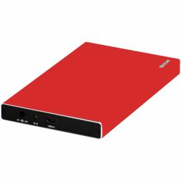 Rack extern Spacer SPR-25611 , 2.5 Inch , USB 3.0 , Rosu