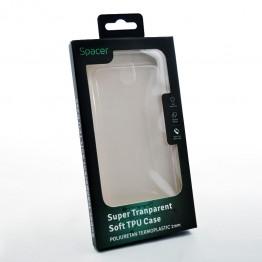 Husa protectie Spacer , pentru Huawei P10 , TPU , Transparent