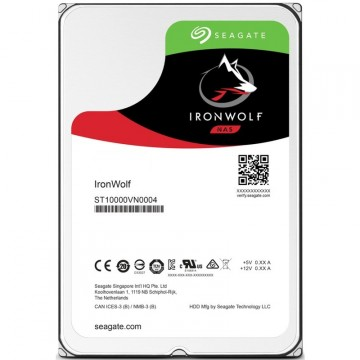 Hard disk intern Seagate Barracuda Guardian Iron Wolf , 1 TB , SATA 3 , 3.5 Inch