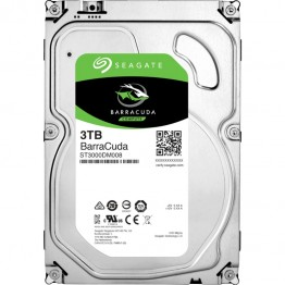 Hard disk intern Seagate Barracuda Guardian Compute 3 TB SATA 3 3.5 Inch