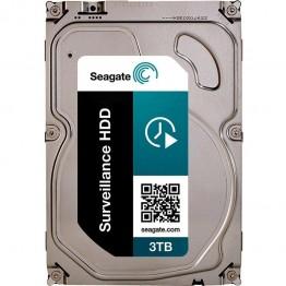 Hard disk intern Seagate Surveillance 3 TB SATA 3 3.5 Inch Rescue