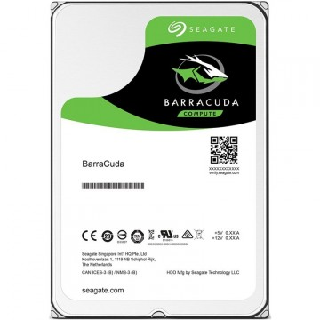 Hard disk intern Seagate Barracuda Guardian Compute , 500 GB , SATA 3 , 2.5 Inch