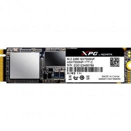 SSD AData SX700 , 256 GB , PCI Express 3.0 x4 , M.2 2280