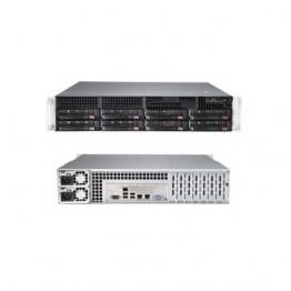 Server Supermicro 6028R-TR , Rack 2U Barebone , Intel Xeon E5-2600 v3 Broadwell