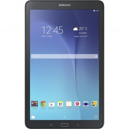 Tableta Samsung Galaxy Tab E T560 9.6 Inch Cortex Quad Core 1.5 GB RAM 8 GB Flash WiFi Negru