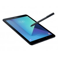 Tableta Samsung Galaxy Tab S3 SM-T820 , 9.7 Inch , Quad Core , 4 GB RAM , 32 GB Flash , Retea 4G , Android Nougat , Negru