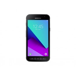 Smartphone Samsung Galaxy X Cover 4 , 5 Inch IPS , Quad Core , 2 GB RAM , 16 GB , Android Nougat , Negru