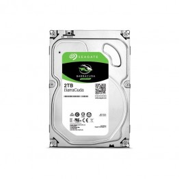 Hard disk Seagate BarraCuda, 2 TB, SATA 3, 256 MB