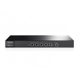 Router TP-Link ER6120 , 10/100/1000 Mbps , 2x WAN , Negru