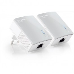 Powerline TP-Link TL-PA4010KIT , 500 Mbps , 128 Bit AES , Alb