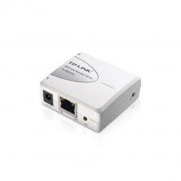 Print server TP-Link PS310U , USB 2.0 , 10/100 Mbps , Alb