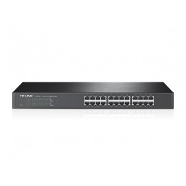 Switch TP-Link SF1024 , 10/100 Mbps , 24x RJ-45