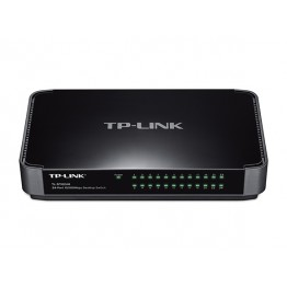 Switch TP-Link 24 porturi 10/100 Mbps TL-SF1024M